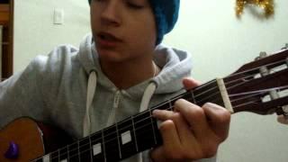 Разбор песни Джастина Бибера Favorite Girl на гитаре(Подробный разбор на русском языке ВК- http://vk.com/id235604893., 2014-01-02T12:23:19.000Z)