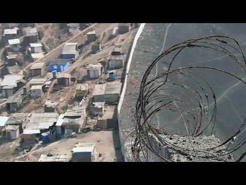 'El muro de la vergüenza' de Perú: Una valla entre el lujo y la extrema pobreza