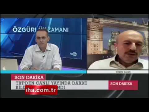 Erdoğan'ın 'sokağa çıkın' çağrısını duyan FETÖ'cü hain çıldırdı