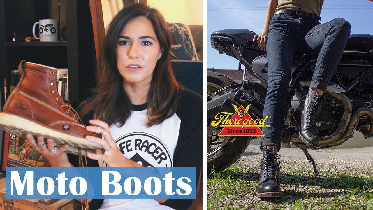ea1aeb31f1d Thorogood Boots Review - Moc Toe, Tomahawk, Janesville