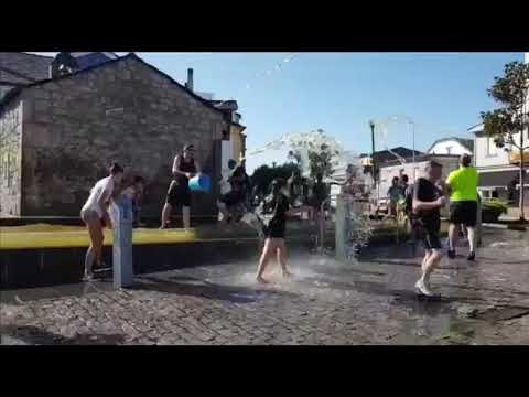 Batallas de caldeiros en Guitiriz