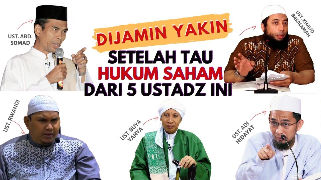 Transaksi Saham, Halal atau Haram? Halaman 1 - cryptonews.id