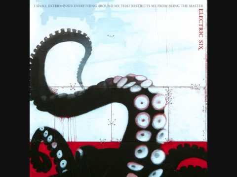 13. Electric Six - Lenny Kravitz (I Shall Exterminate...) Mp3