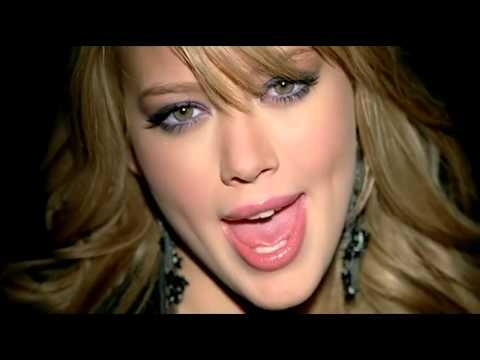 Hilary Duff - Our Lips Are Sealed (Ft. Haylie Duff) (Official Music Video) HD