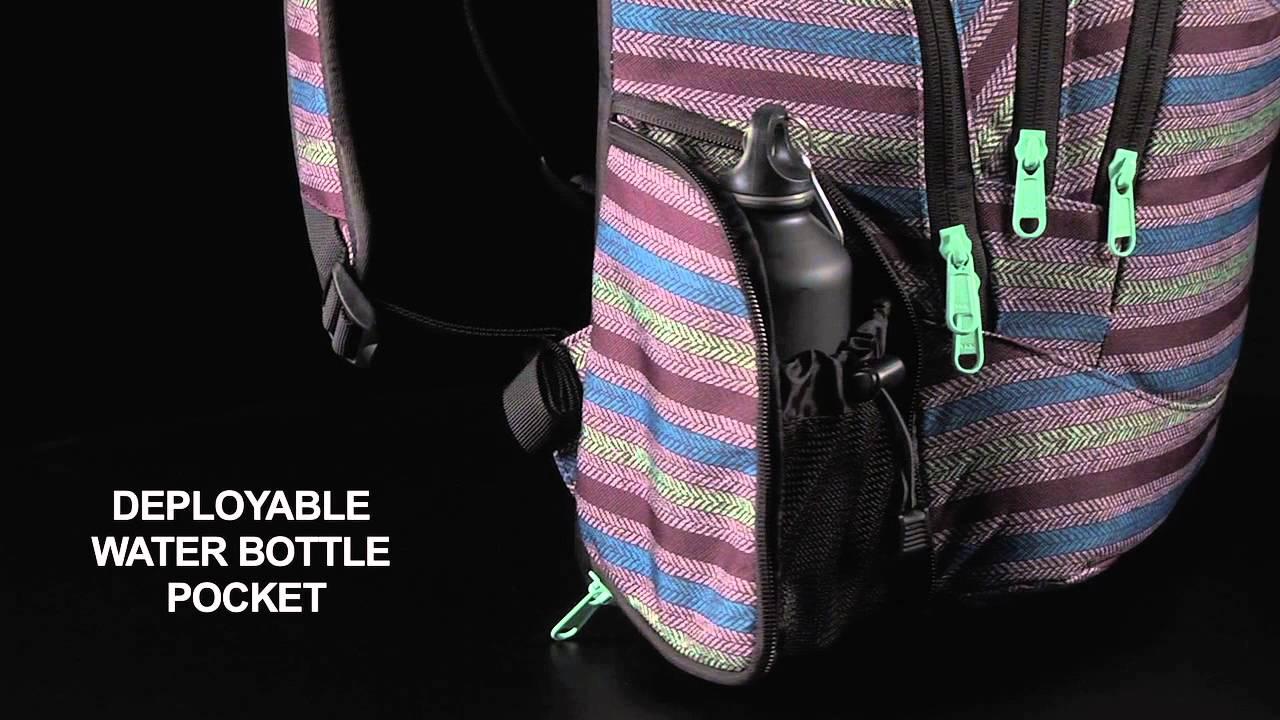 Dakine Prom Backpack - BagKing.com - YouTube