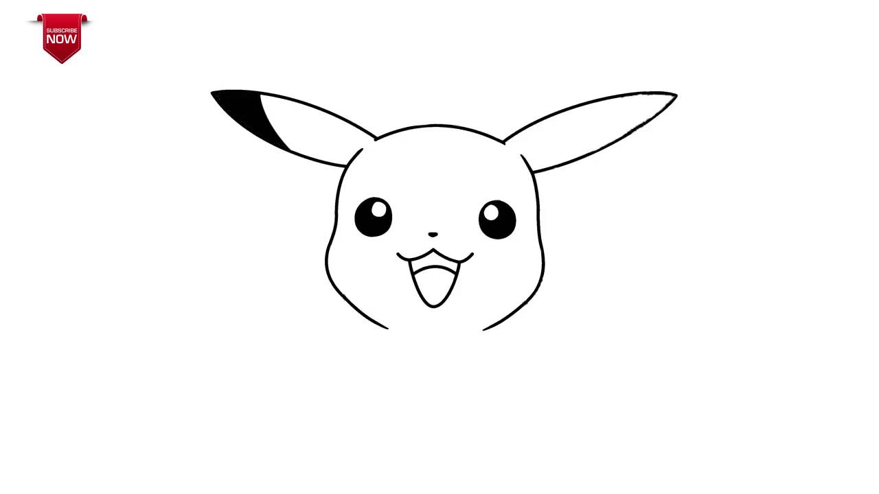 draw pikachu tutorial pokemon songs pikachu songs u0026 nursery