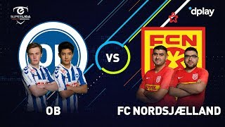 eSuperliga Highlights: OB 4 - 2 FC Nordsjælland