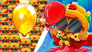 Bloons TD 6 - Bloon MASTER Alchemist Turns BLOONS GOLD - TIER 6 Alchemist | JeromeASF
