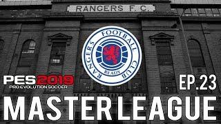 PES 2019   Glasgow Rangers Master League   Episode 23 - My Worst Rage Yet.