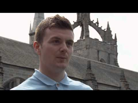Student Profile: LLM Oil and Gas Law with Professional Skills - Kieran McLaughlin