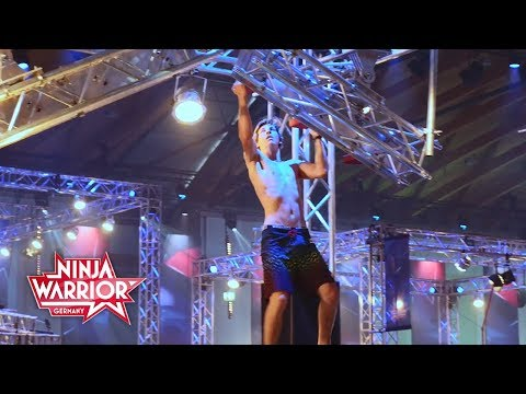 YouTuber testen den Ninja Warrior Germany Parcours