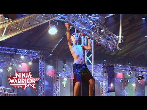YouTuber testen den Ninja Warrior Germany Parcours