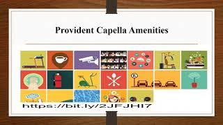 Provident Capella @ https://www.providentcapella.org.in/
