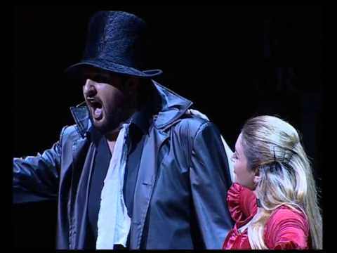 Maxim Abou Diab as Bill Sykes (MY Name, Oliver Twist)