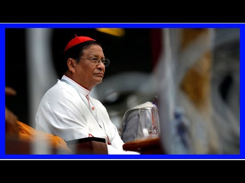 News today-Myanmar cardinal protection of Mrs. aung san suu kyi on the eve of the Pope's trip