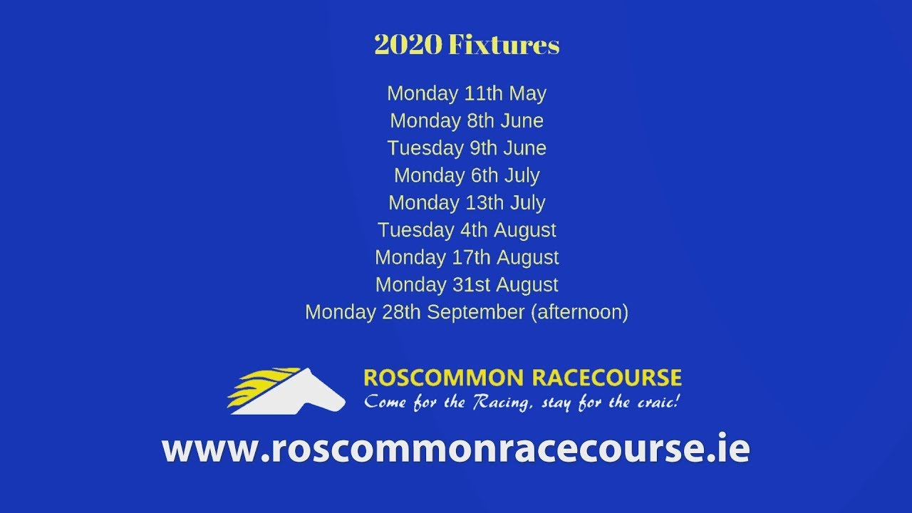 Final Meeting of 2019 Season at Roscommon Races - 30th September 2019 | Highlights