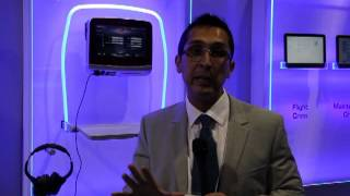 APEX 2012 EXPO - Thales - Innovation Room
