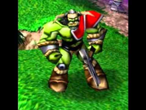 Warcraft 3 pissed sounds