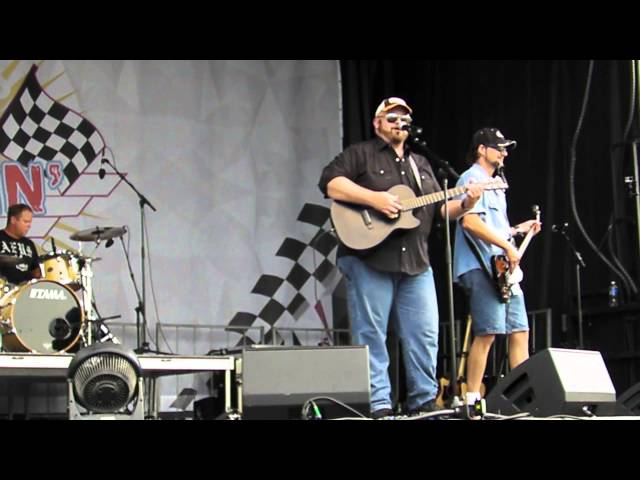 """Family Tradition"" Live at Earhart Rockin & Racin at Bristol Motor Speedway"