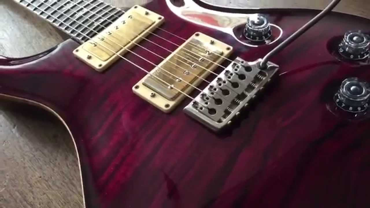 Test Prs Rotary Switch Parte 1 Youtube Wiring