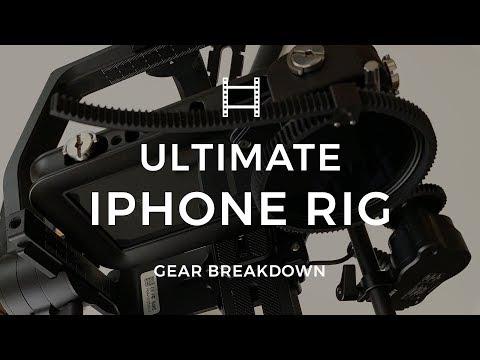 Ultimate iPhone Rig Breakdown | Helium Core + Moondog Labs + Tiffen + PolarPro + Feiyu Tech AK4500