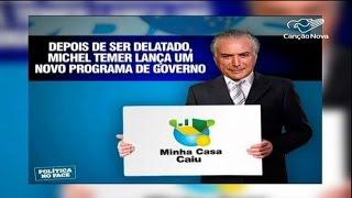 Especialista faz análise do atual cenário político do Brasil-CN Notícias