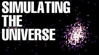 Particle Simulation of the Large Scale Early Universe