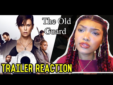 """""""The Old Guard"""" Trailer REACTION"""