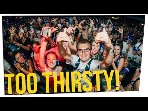 Off The Record: Thirsty in Da Club ft Steve Greene & DavidSoComedy