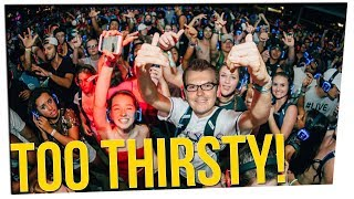 Off The Record: Thirsty in Da Club ft. Steve Greene & DavidSoComedy