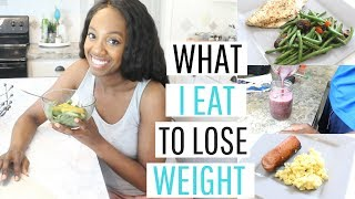 What I Eat in a Day Healthy Lifestyle | Simply Healthy Meals for Easy Weightloss