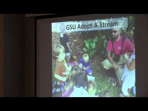 Overview of research collaborations --Damon Mullis, Ogeechee Riverkeeper
