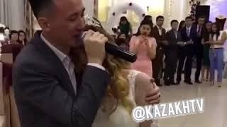Свадьба казахский невесты танцуют