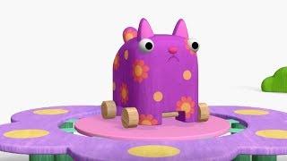 Деревяшки -   Туки-туки-бум +  Перелёт - развивающие мультфильмы для самых маленьких  0-4