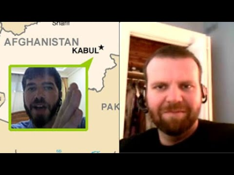 Live From Afghanistan!   Spencer Ackerman & Robert Farley