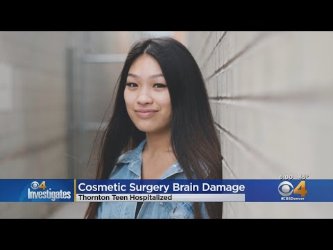 Thornton Teen Brain Damaged After Cosmetic Surgery, Mother 'Just Wants Daughter Back'