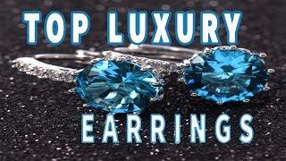 Top luxury earrings   luxury earrings review   best earrings for women