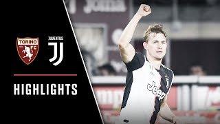 HIGHLIGHTS Torino v Juventus 0 1 de Ligt turns it on