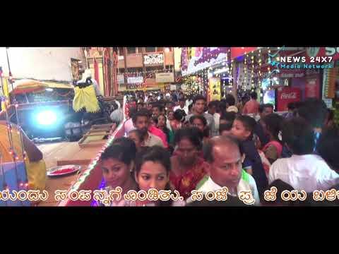 Dasara Procesion Kudroli Gokarnanatha Mangalore...2018