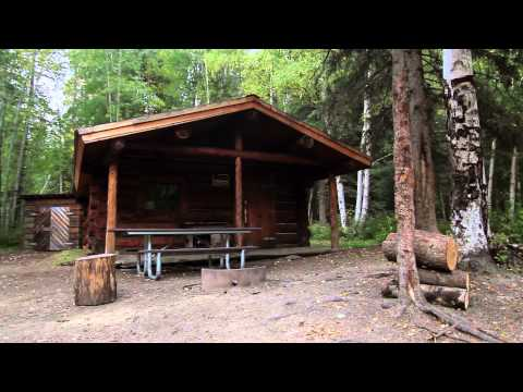 North Fork Cabin - Chena River State Recreation Area
