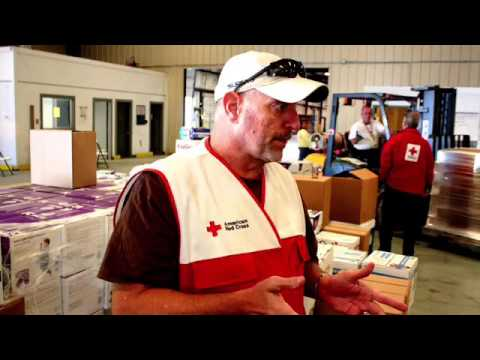 UPS Problem Solver Puts Expertise to Work for Red Cross