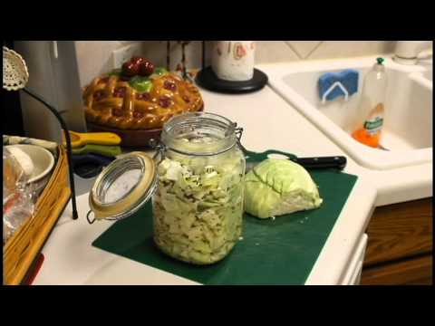 Pickled Cabbage - Recipe
