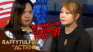 "PART 2 | DALAWANG CONTENDER SA ""NO MAKE-UP CHALLENGE"", NAG-FACE OFF NA!"
