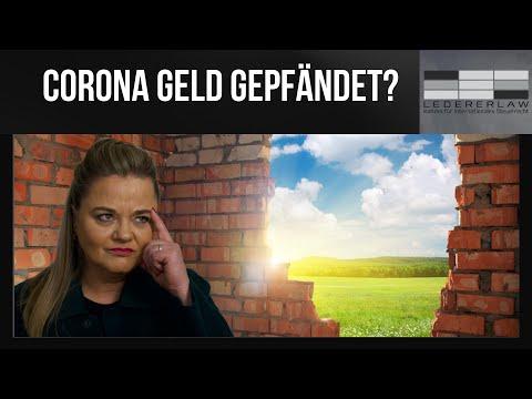 Darf das Finanzamt die Corona Soforthilfe pfänden? Lederer informiert!