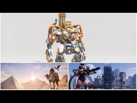 Blizzard разрабатывает новый шутер похожий на Overwatch   Игровые новости