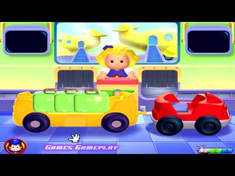 Fisher Price Little People : Discovery Airport Games Gameplay
