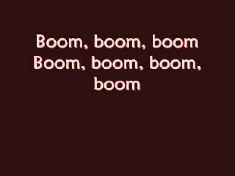 boob boom boom lyrics
