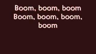 Boom Boom Boom lyrics