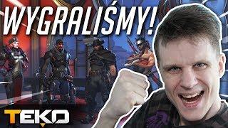 WYGRALIŚMY Challenge Archiwów Overwatch!!!