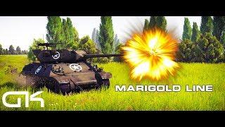 War Thunder - Marigold Line - M10, M24 'Chaffee' & F4U Corsair